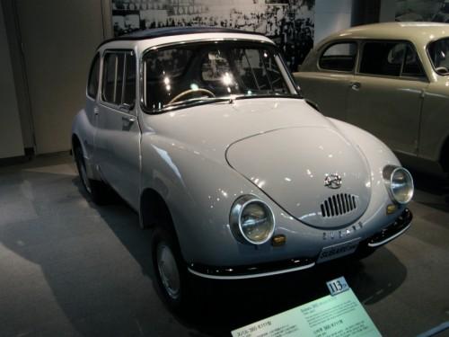富士重工 スバル360 初代 1958年