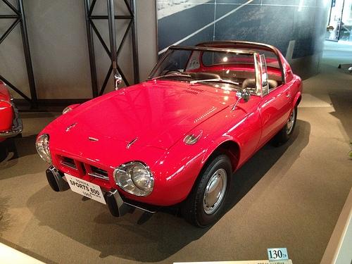 トヨタ トヨタスポーツ800 1965年