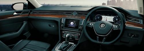 VWパサート・インパネ