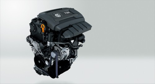 VW・2.0TSIエンジンイメージ