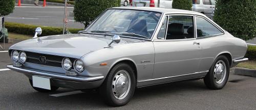 いすゞ117クーペ 初代 1968年