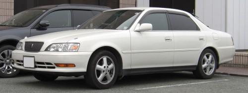 トヨタ 5代目 クレスタ X100