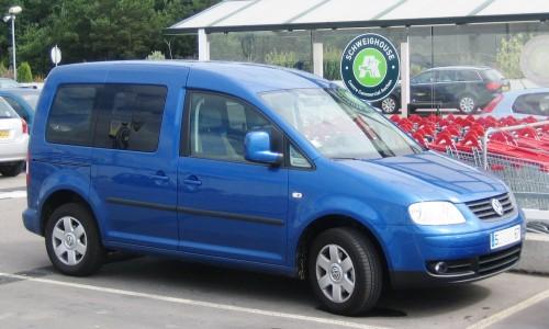 VW キャディー3