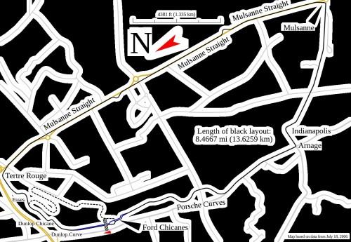 ル・マン24時間レース コース