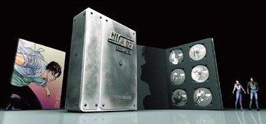 CITY HUNTER COMPLETE DVD-BOX (完全限定生産)
