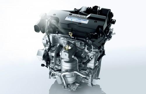 ホンダ アコード 2.0L DOHC i-VTECエンジン