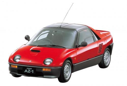 マツダ オートザムAZ-1 外装