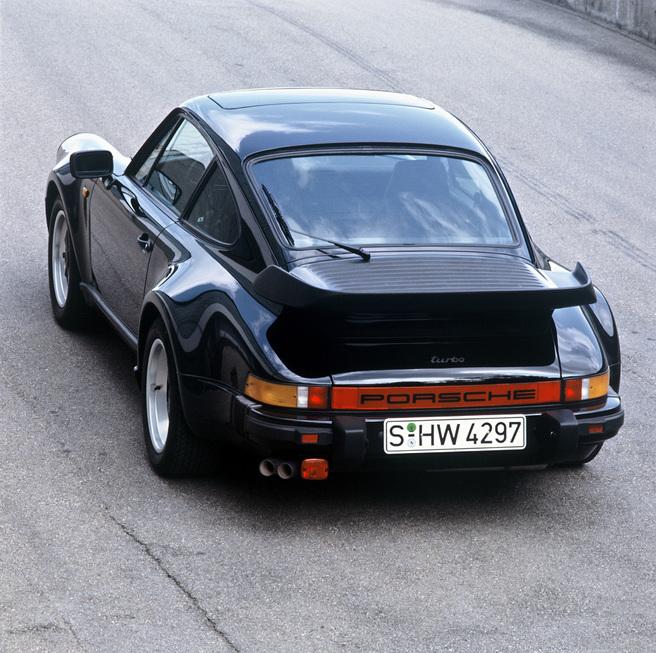 ポルシェ 911 ターボ 3.3クーペ 1986