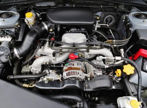 スバル EJ20 エンジン