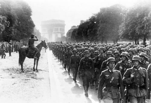 ナチス・ドイツ軍 フランス侵攻