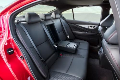 日産 インフィニティ 新型 Q50 スカイライン 内装