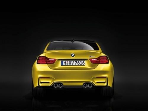 BMW M4クーペ 外装