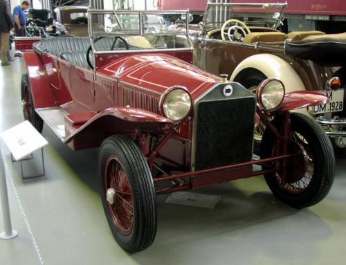 ランチア ラムダ 1923年式