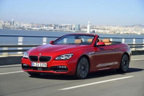 BMW 6 カブリオレ