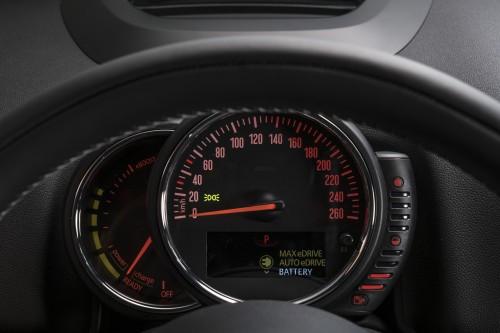 ミニクロスオーバー スピードメーター