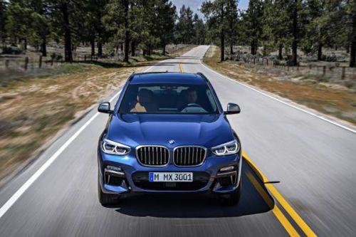 新型 BMW X3