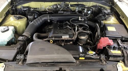 クラウンコンフォートのエンジン