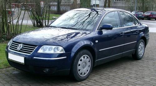 VWパサートB5