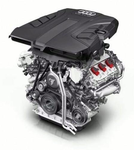 アウディ Q7 エンジン 2016年