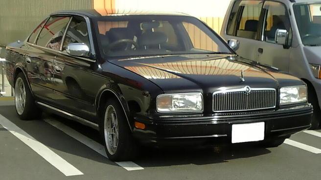 日産 プレジデント 2代目 1990年