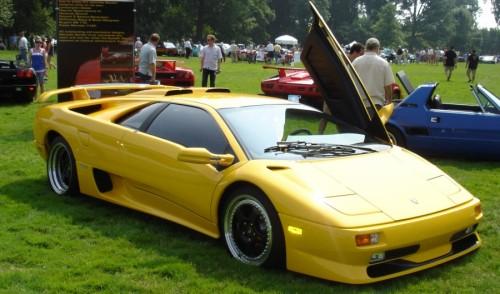 ランボルギーニ ディアブロ VT 1993 外装