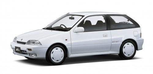 スズキ 2代目 カルタス GTI