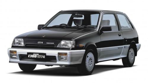 スズキ 初代 カルタス GTI