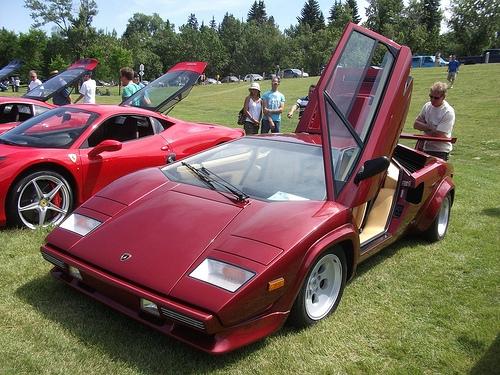 1988 ランボルギーニ カウンタック LP5000QV