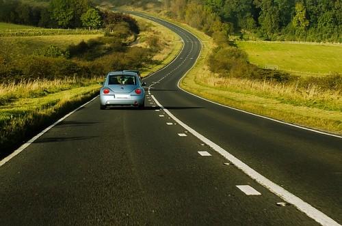 田舎 車 一般道