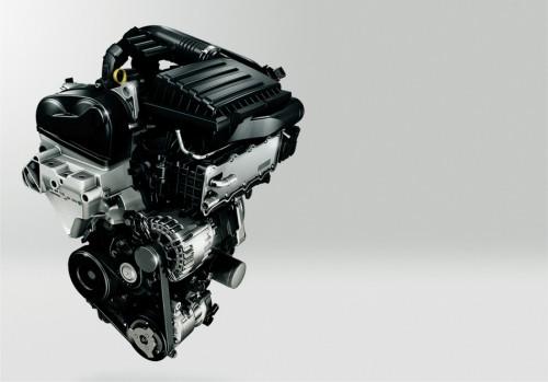 新型VWゴルフトゥーラン・エンジン
