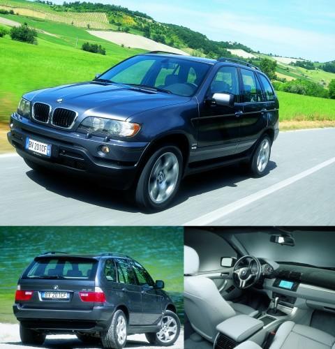 2002年式 初代BMW X5 E53型