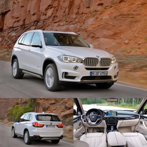 2013年式 3代目 BMW X5 xDrive35d F15