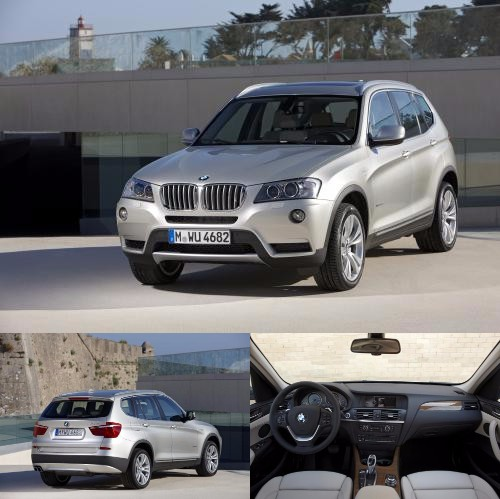 2010年 初代前期型 BMW X3