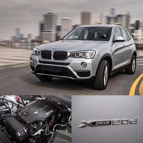 2014年 BMW X3 xDrive20d