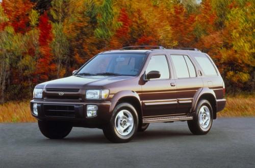 1997年式 インフィニティ QX4
