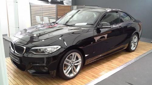 BMW 2シリーズ クーペ F22型