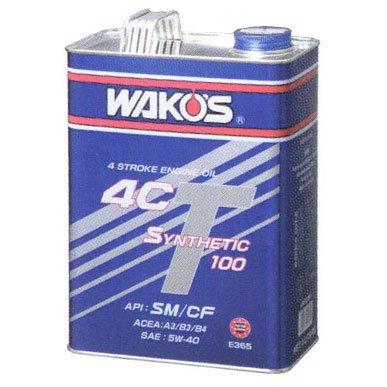 ワコーズ 4CT-S40 フォーシーティーS 5W40