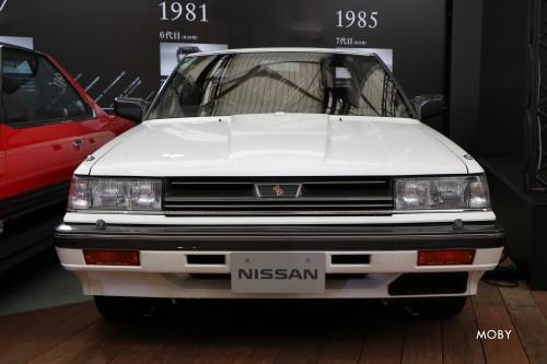 7代目 日産スカイライン ハードトップ GTツインカム24Vターボ パサージュ 1985年