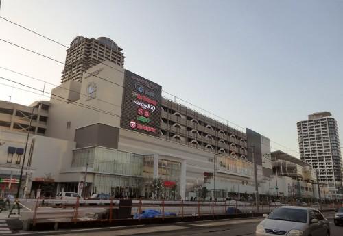 天王寺周辺の駐車場