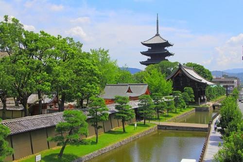 東寺 京都