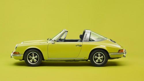 ポルシェ タルガ 911 1967 オリジナル