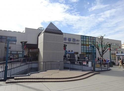 川越駅の観光スポット