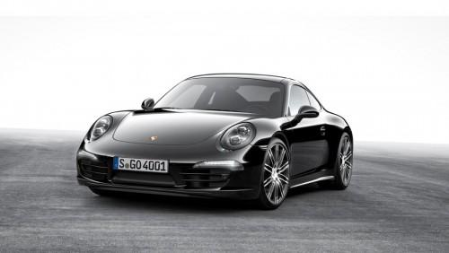 911カレラ Black Edition 2015