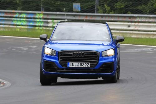 Audi SQ2 スクープ