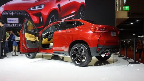 上海モーターショー2017 WEYコンセプトカー