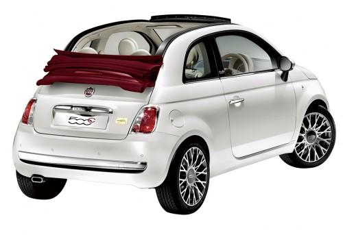 Fiat 500C Mimosa 1