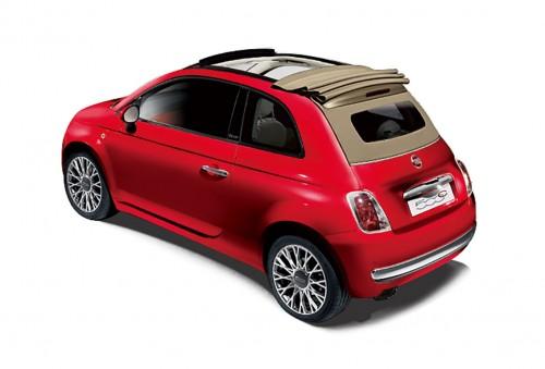 Fiat 500C Mimosa 2