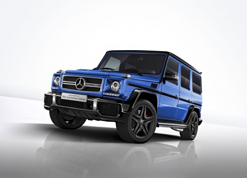 メルセデスAMG G 63 50th Anniversary Edition