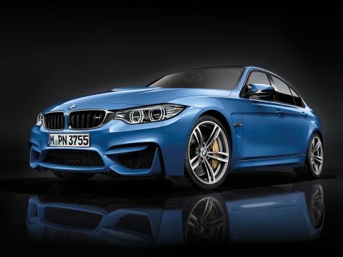 2014年 BMW M3 F80