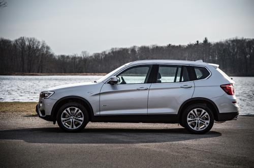 2014年 2代目後期 BMW X3